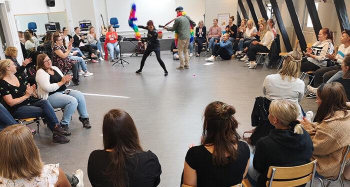 Fortbildning på Högskolan Kristianstad