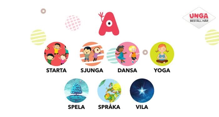Bild på appen MusikA